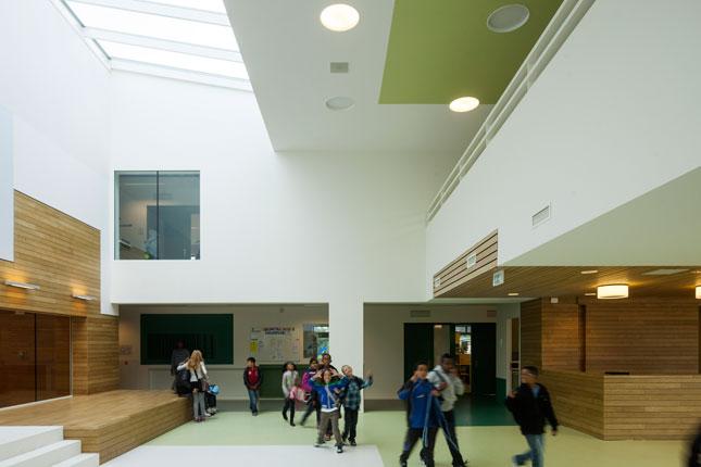 Villa Vonk on shortlist School Construction Award 2013