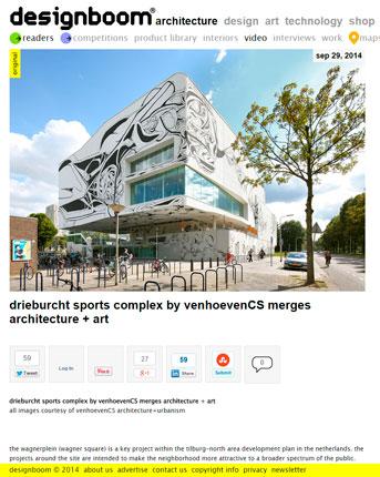 Designboom_Drieburcht_cover