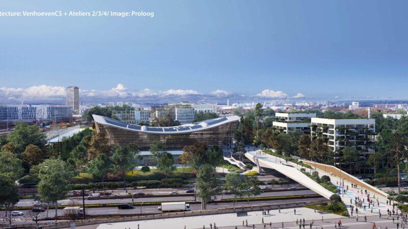 Olympic Aquatics Centre 2024 - Paris