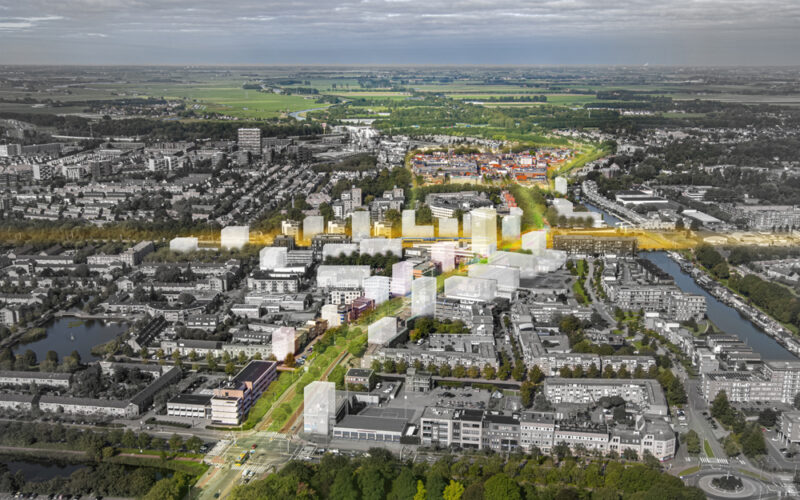 Purmerend City Council voted unanimously for our vision for the Station Area