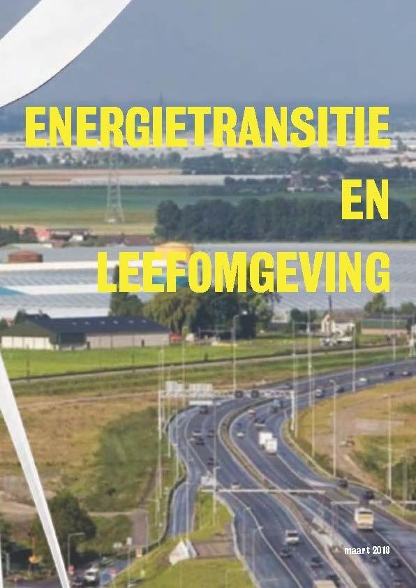 Energietransitie en leefomgeving (Petaplan)