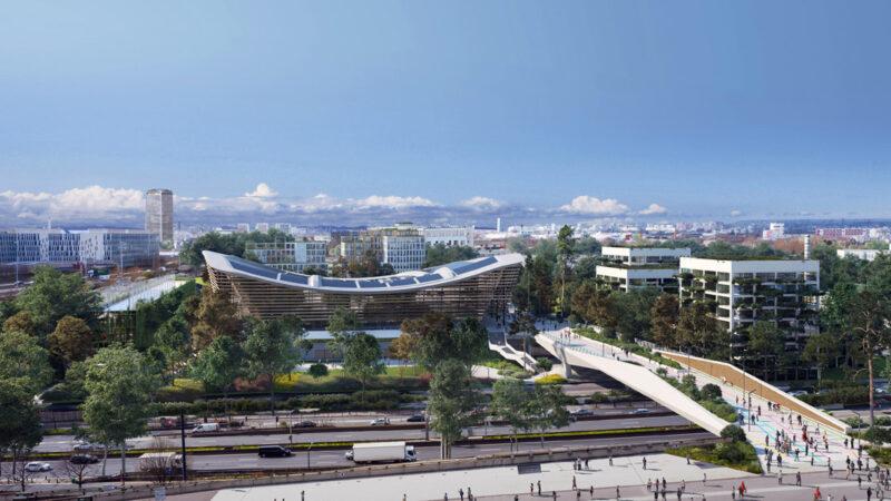 Aquatics Centre Paris 2024