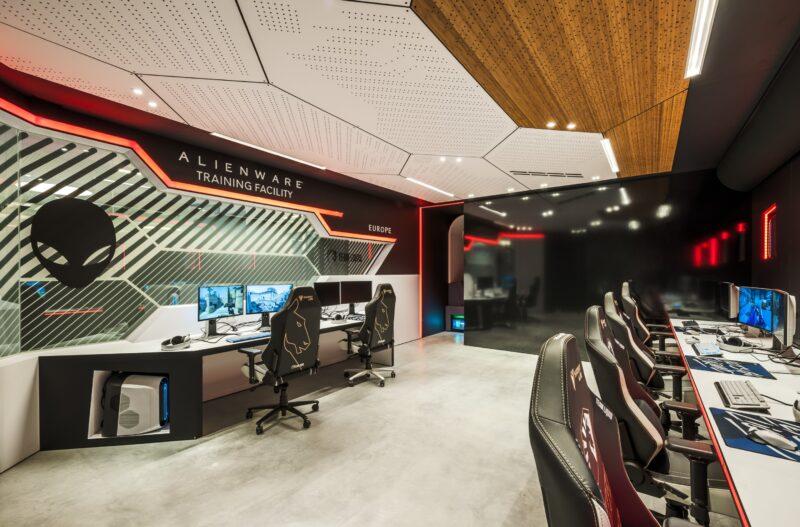 Alienware Training Facility EU for Team Liquid 6