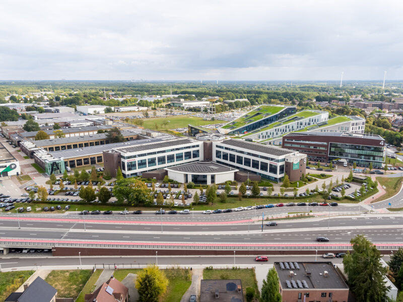 New project: Masterplan 2.0 for Corda Campus in Hasselt